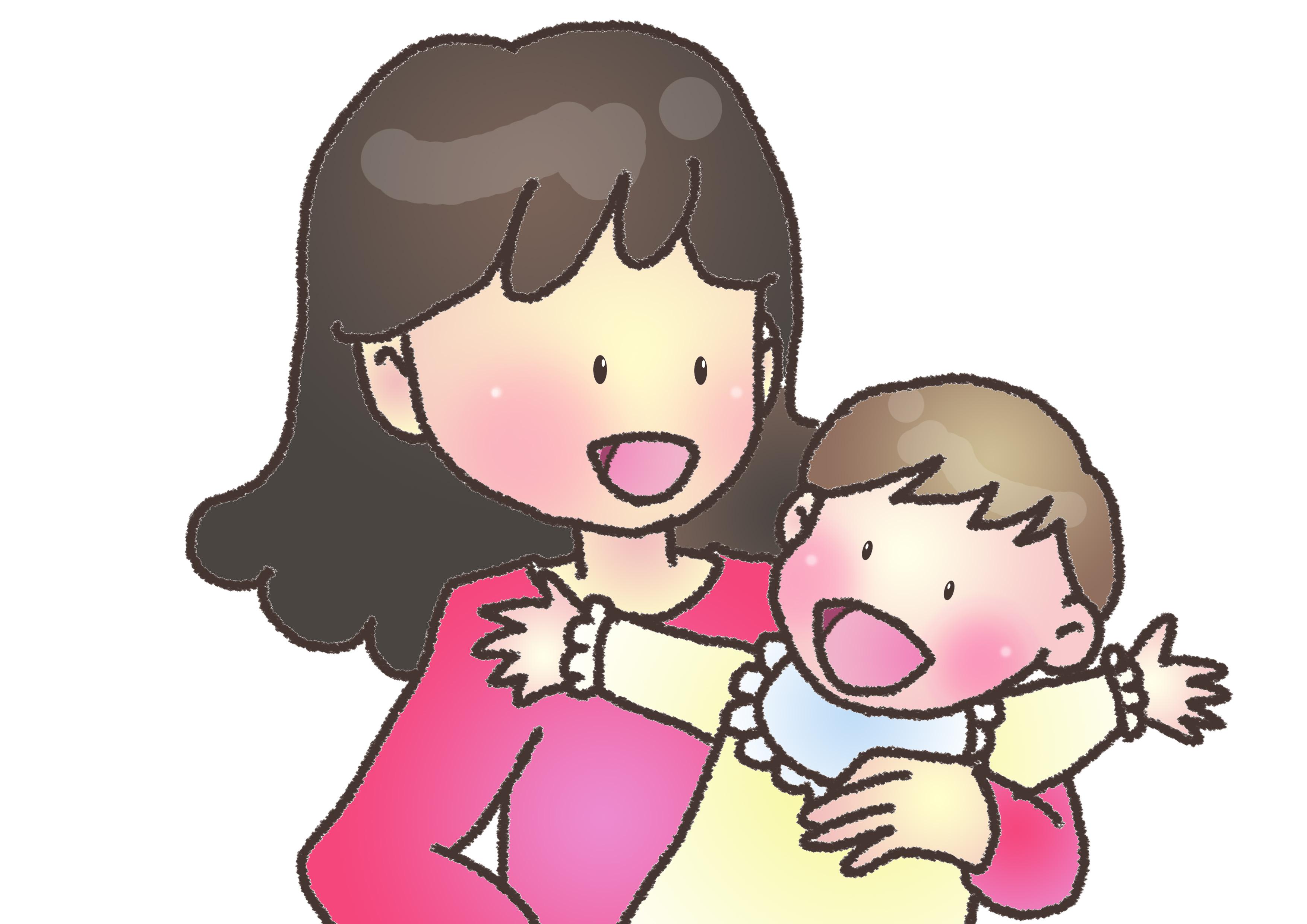 断乳がうまくいく方法は?へのへのもへじ?子供2人の断乳、体験談。