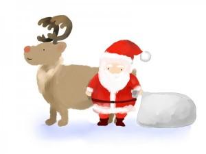 サンタクロースの追跡って何?クリスマスにサンタの居場所がわかる!