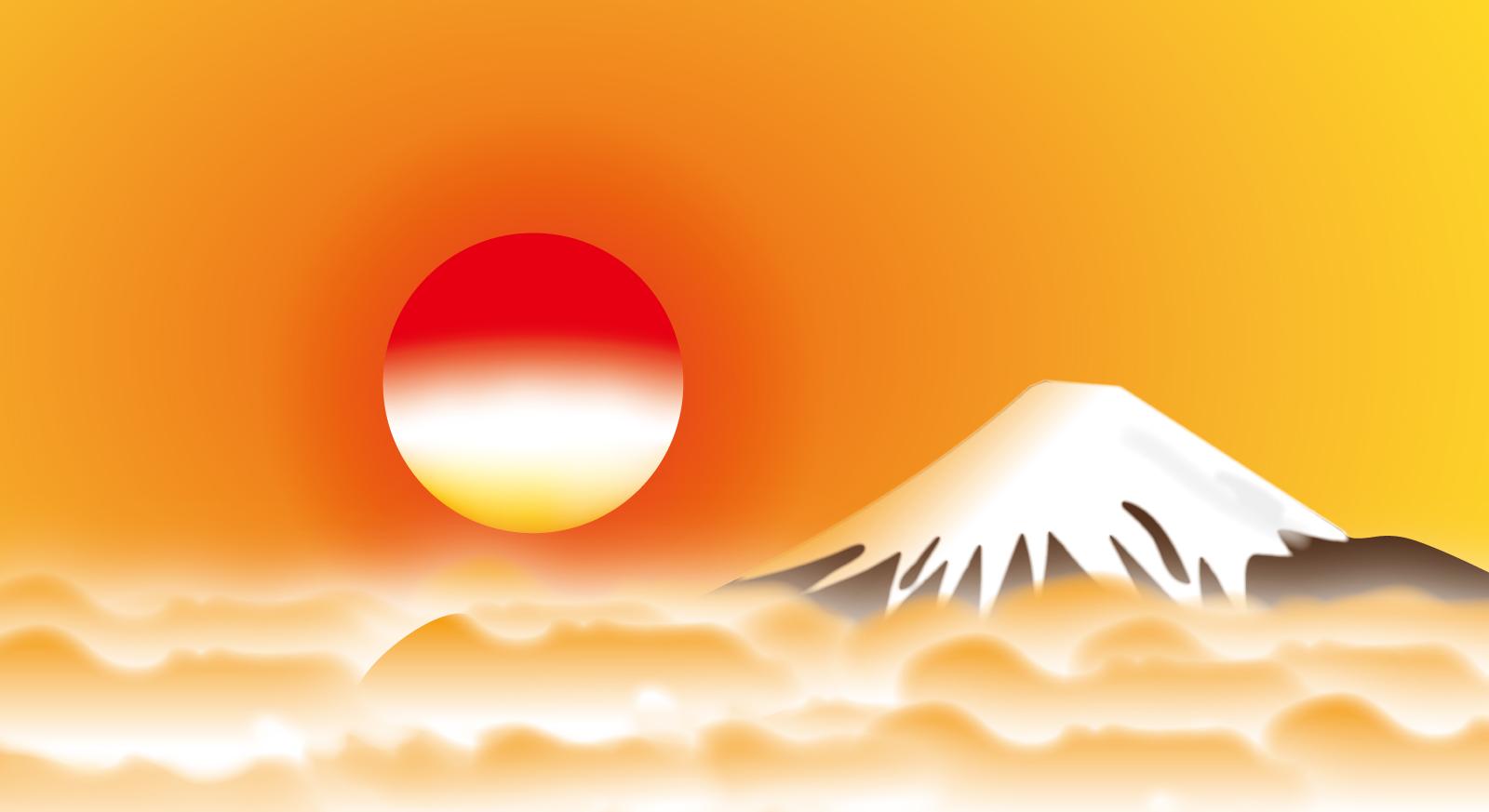 ご来光と初日の出の違いって何?初日の出を見る意味や由来とは?