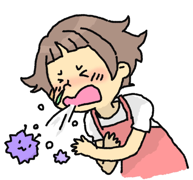 痰と鼻水の違い?痰と鼻水は同じ?鼻水が喉に落ちると痰にならない!