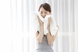 タオルの生乾きの臭いを消す方法は?臭いの原因と予防対策は?