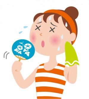 半身浴と運動で出る汗の違いとは?脇汗の臭いとワキガの違いは?