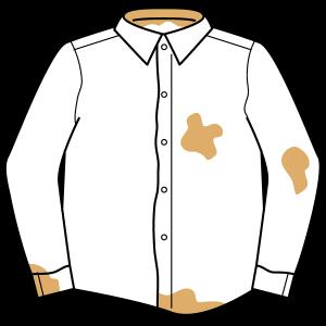 シャツの襟汚れの落とし方は?首周りの黄ばみの原因と防ぐ方法は?