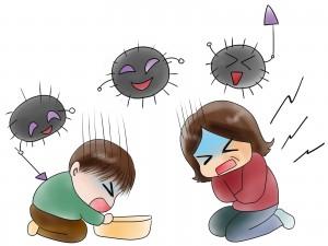 ノロウイルスの予防対策と消毒方法は?家庭で簡単にできること!!