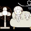夏の部屋の温度を下げる方法は?部屋で熱中症になる温度とは?